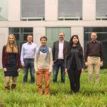 Computer Vision Group at the Institute of Visualization and Interactice Systems.