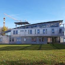 VISUS Building University of Stuttgart Allmandring 19