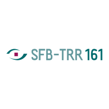Logo of SFB-TRR 161 of the University of Stuttgart and the University of Konstanz. SFB-TRR 161