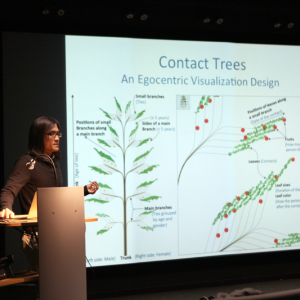Contact Trees