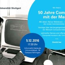 50 Jahre Computer mit der Maus