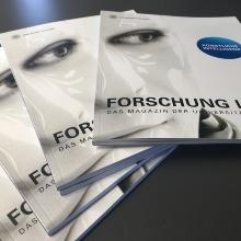 FORSCHUNG LEBEN, Magazin der Universität Stuttgart, Ausgabe 12/2019