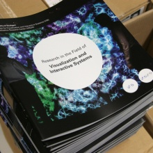 Just arrived: the new booklets about the research activities of VIS and VISUS