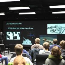 Lab Tour Visual Computing