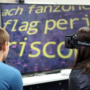 Mit der VR-Brille durch die Welt reisen.