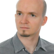This image shows Grzegorz Karch