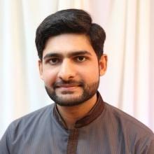 This image shows Haris Mumtaz