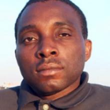 This image shows Finian Mwalongo