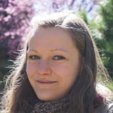 This image shows Magdalena Schwarzl