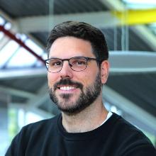 Prof. Dr. Michael Sedlmair, Visualization Research Center of the University of Stuttgart (VISUS)