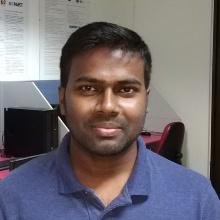 Dieses Bild zeigt Sandeep Vidyapu