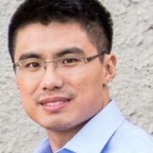 This image shows Liang Zhou